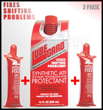 ATF Automatic Transmission Fluid Protectant Lubegard 60902 + Instant Shudder Fix