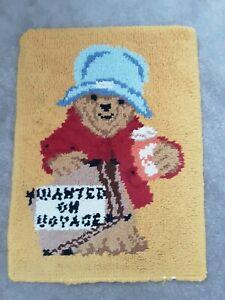 Paddington Bear Novelty Rug