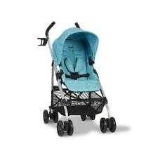 Urbini Reversi Stroller, Special Edition, Extra-large Canopy, Blueberry Fizz