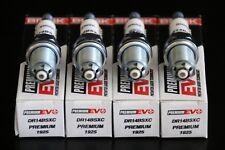 4X Zündkerze für BMW R1100R R 1100 S R1100RS RS RT R1100RT R1100S BRISK DR14BSXC
