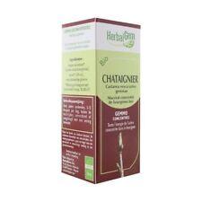 Chataignier Bourgeon 50 ml Bio - Herbalgem -Drainage Circulation ♡..♡