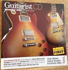 Guitarist CD, No 309, November 2008