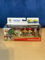 Mattel Disney Pixar Toy Story 3 Train Rescue Gift Pack 5 Figures NEW see listing