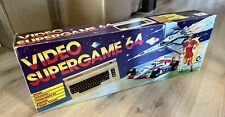 RARE C64 SuperGame Pack - BRAND NEW in original packaging and warranty sealed
