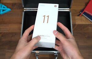 Smartphone Xiaomi 11T PRO Blanc 256 go - Neuf - Garantie