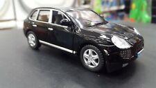 Porsche Cayenne Turbo black kinsmart TOY car model 1/38 scale diecast new