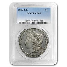 1889-CC Morgan Dollar XF-40 PCGS - SKU #17995
