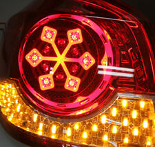 LED Rear Tail Lamp TX Edition Diy Kit 4p For 11 12 13 Chevy Cruze 5d