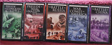 Why We Fight - Series Set (VHS, 2002, 5-Tape Set)