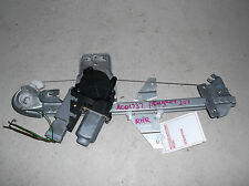 2002 Peugeot 307 Right Hand Rear Electric Regulator