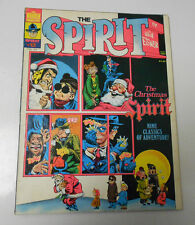 1976 THE SPIRIT by Will Eisner #12 FVF Warren Magazine