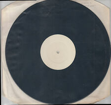 FREEEZ - IDLE VICE - LP white label Beggars Banquet ‎– BEGA 62 Pictures Side On