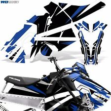 Sled Wrap for Polaris AXYS Graphic Kit Stickers Snowmobile Parts SKS Pro RMK RB