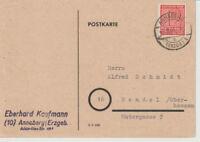 SBZ, Mi. 132 EF, Annaberg, 5.3.46