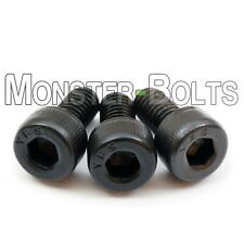 Guitar Locking Nut Screws For Floyd Rose Style Black, Stainless Steel, Titanium