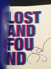 SIGNED by David LaChapelle - Lost and Found SC Catalog Photography Art Book  Pic