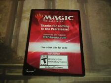 MTG Ikoria Lair of Behemoths Prerelease Arena Code Email Delivery 6 Boosters