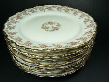 Antique BAWO DOTTER BRIDAL WREATH Limoges Bread & Butter Plate 5 AVAIL
