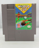 Nintendo World Cup - Nintendo NES Game Authentic