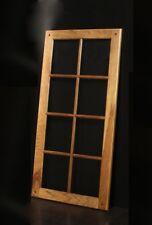 "Kraftmaid Kitchen Sunset Hickory Glass Door 4 Wall Cabinet 18""x36"""