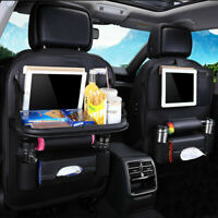 Auto Rücksitz Organizer Kinder Rückbank Rücksitztasche Rückenlehnenschutz New
