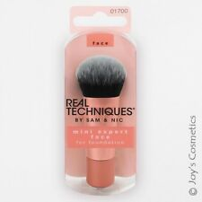 """1 REAL TECHNIQUES Full Sized Head Compact Handle Mini Brush """"Pick Your 1 Type"""""""