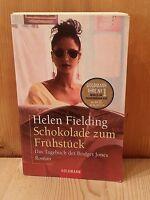 Schokolade zum Frühstück Das Tagebuch der Bridget Jones Helen Fielding Goldmann