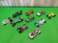 Bundle Of 10 Hot Wheels Cars Mattel Job Lot