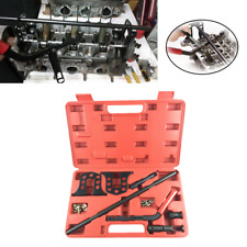 Heavy Duty Car Valve Seal Clamps Spring Compressor Kit Valve Removal Repair Tool