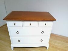 Mid-Century 1960s Stag Minstrel Chest of Drawers Fully Refurbished - Courier