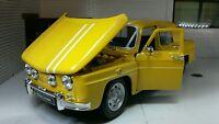 G LGB 1:24 Scale 1964 Renault R8 Gordini Very Detailed Welly Model Car 24015
