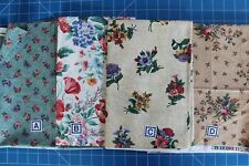 Patchwork Fabric - Assorted  'Vintage Florals' Fabric Pack -  P87