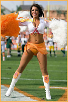 4x6 UNSIGNED  PHOTO PRINT OF NFL CHEERLEADERS  #21TP