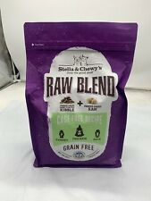 New listing Stella & Chewy'S Raw Blend Dry Cat Food - Poultry 5Lb 01/2022