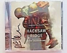 HACKSAW RIDGE Soundtrack OST Signed by Composer Rupert Gregson-Williams NEW