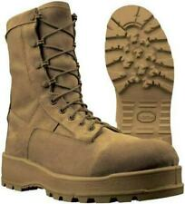 Army boots OCP Tactical Boot Goretex Coyote Brown Military boots Size 10.5 R