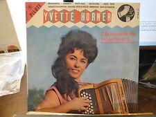 Yvette horner - migliavacca -  classique du musette n° 5  - pathé  ST 26028