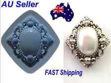 Silicone Jewel Button Mould Mold Cake Sugar Soap Baking Tool Fondant Silicon