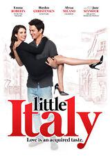 Little Italy 2018 DVD