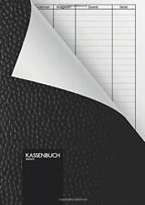 Kassenbuch - Einfach: 110 Seiten | DIN A5 | Einfaches Einnahmen-Ausgaben Buch