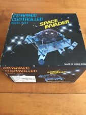 Vintage Infrared Controlled Model 8213 Space Invader Robot. Ultra Rare Item!