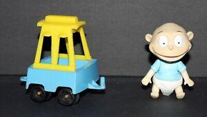 Tootsie Toy Circus Train Blue Car Yellow Top 1960s Diecast Metal USA Vintage a