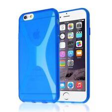 Carcasas Para iPhone X color principal azul para teléfonos móviles y PDAs