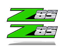 Z85 Light Green DECAL STICKER F350 TACOMA Chevy Ford Dodge Truck Mk004Z85