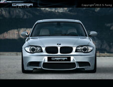 BMW 1 E87 / FRONT BUMPER / PERFECT FIT /  REAL PHOTO