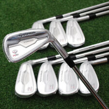 TaylorMade Golf RSi TP Forged Irons 3-PW Project X PXi Steel 5.5 Regular - NEW