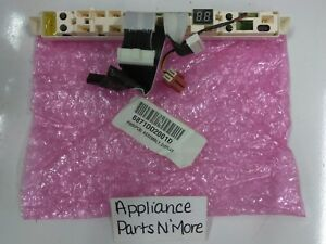 LG DISHWASHER CONTROL BOARD ASSEMBLY PART NUMBER: 6871DD2001D NEW PART