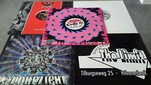 5x Hardcore, Gabber, Happy Hardcore Rave Records 90s