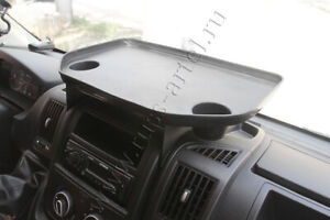 Table on the panel in the interior for Peugeot Boxer 250 and 290 body