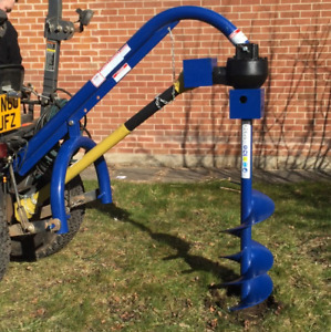 Oxdale Post Hole Borer For Hire Will fit Compact and Small Farm Tractors